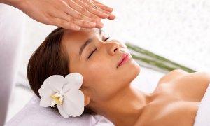 Energetic massage bij The Wellness Room Antwerpen