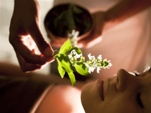 Aromamassage bij The Wellness Room in Antwerpen