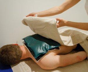 Fango therapie massage in Antwerpen