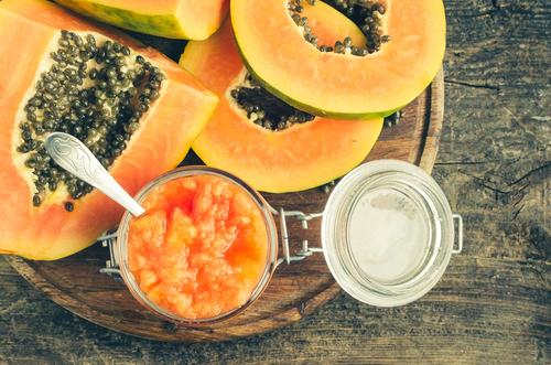 Biopeel Fruitpeeling Papaya Peel met Zuurstoftherapie