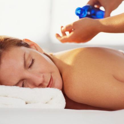 Alleen maandelijkse klanten massage