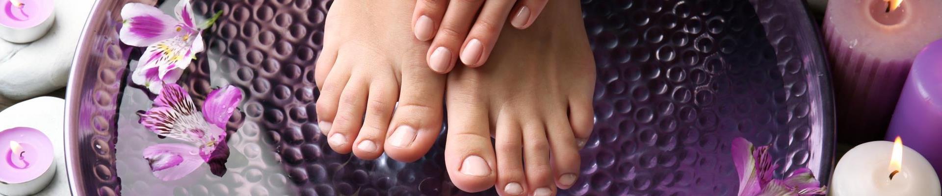 Manicure bij The Wellness Room