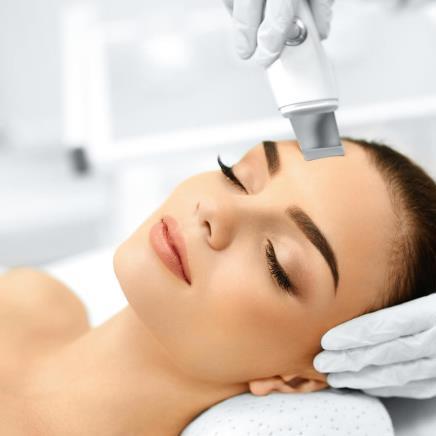 Gelaatsverzorging Purifying met Skinscrubber