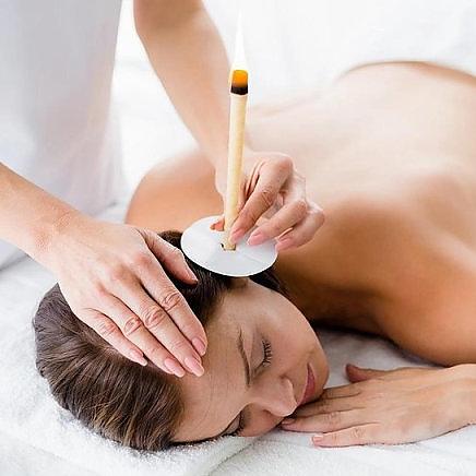 Oorkaars massage