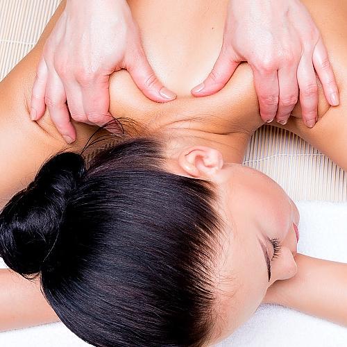 Nekpijn massage Antwerpen