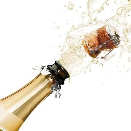 Champagne Lounge arrangement