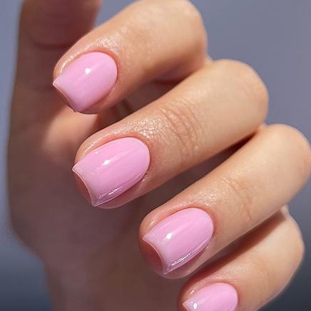 Manicure met Gelpolish of Gellak