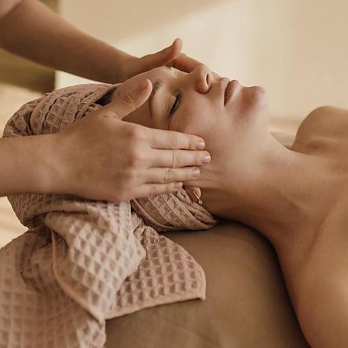 Anti Stress Massage bij The Wellness Room