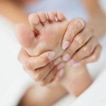 Voetmassage/Voetreflexologie