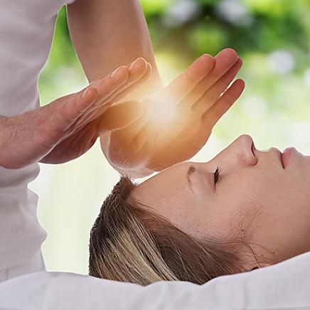 Arrangement Healing Energy
