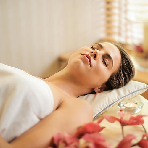 Infrarood Massage in Antwerpen